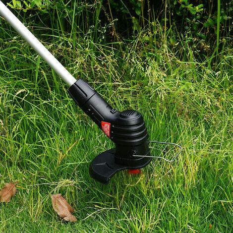 Tondeuse à gazon électrique multifonctionnelle maison jardin tondeuse à gazon sans fil rechargeable portable petite tondeuse à gazon