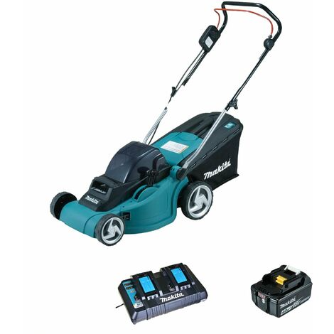 Tondeuse à gazon Makita DLM380PM2 36V 4Ah