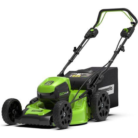 Tondeuse À Gazon Sur Batterie Greenworks 60v Tractée (sans Batterie Ni Chargeur) Greenworks Tools