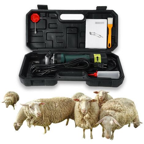 Tondeuse à Mouton 1200W 6 Vitesses 2600rpm/min Lames 13 Dents