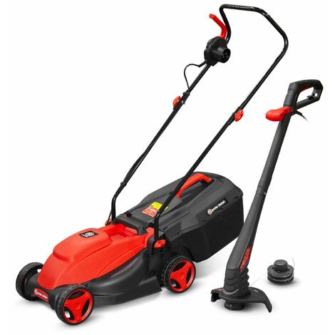 Tondeuse électrique 1300W + Coupe bordures 250W
