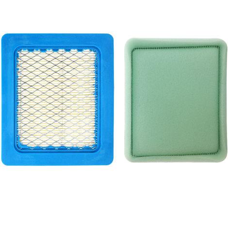 Tondeuse Filtre A Air Tondeuse Debroussailleuse Pieces Auto Moto Accessoires Avec Eponge