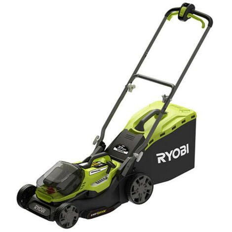 Tondeuse RYOBI 18V Brushless - coupe 37cm - Sans batterie ni chargeur - RY18LMX37A-0