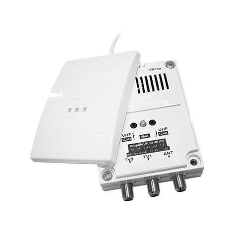 TONNA Amplificateur 40dB pour antenne OMNITONNA 40 cm