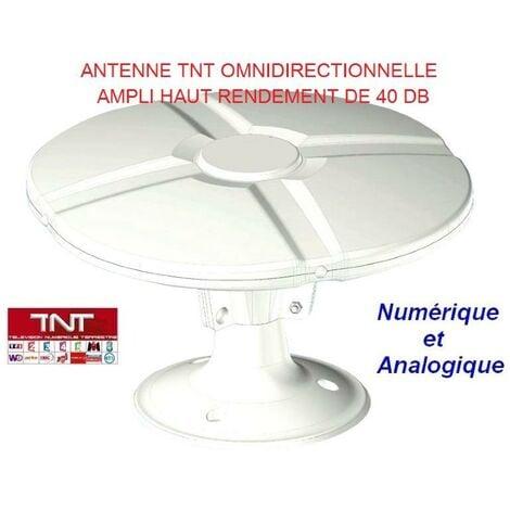Tonna Antenne TNT camping car , caravane omnidirectionnelle 40DB