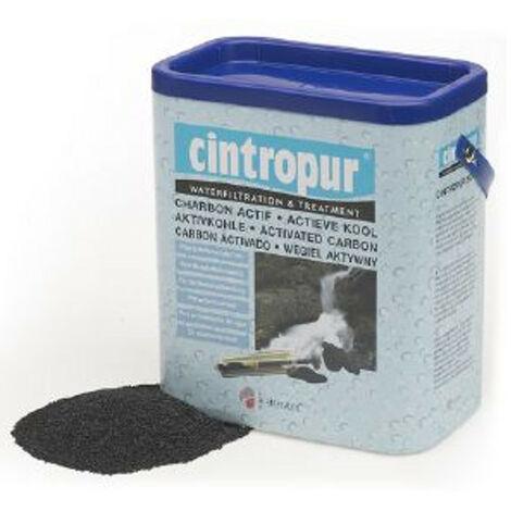 Tonnelet Charbon Actif Cintropur -1,8 kg