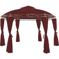 Tonnelle Topas Beige - Pavillon Tente de jardin Barnum 4x3m Extérieur Fête