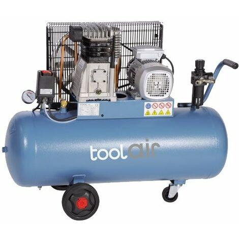 Tool Air - Compresseur 2,25kW 400V 100L - C_100-450A