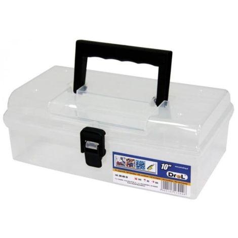Tool box organizer unibox 10 container