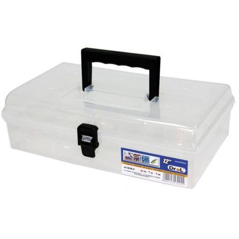 Tool box organizer unibox 12 container