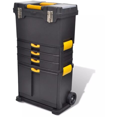 Tool Case Chest Tool Trolley Portable VD03761