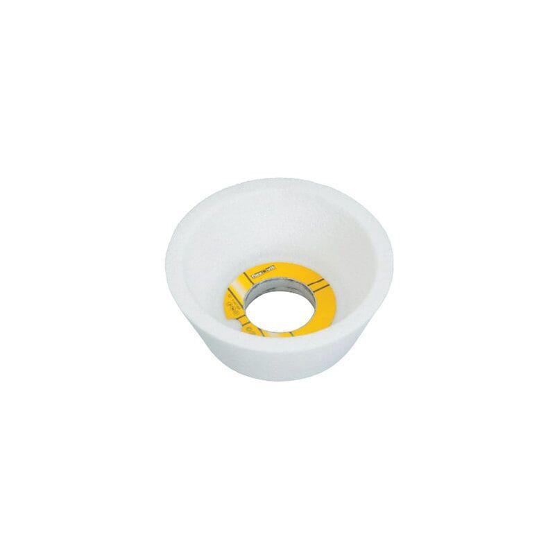 Image of 100X40X31.75MM WA60KVL Taper Cup Grinding Wheel - Flexovit