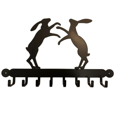 Tool Rack (Boxing Hares)