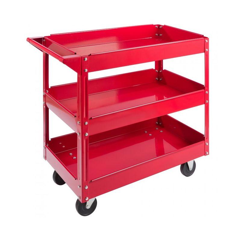 Work Trolley Cart Storage Shelf