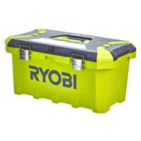 Toolbox 49 cm - 33 L - RYOBI metal fasteners
