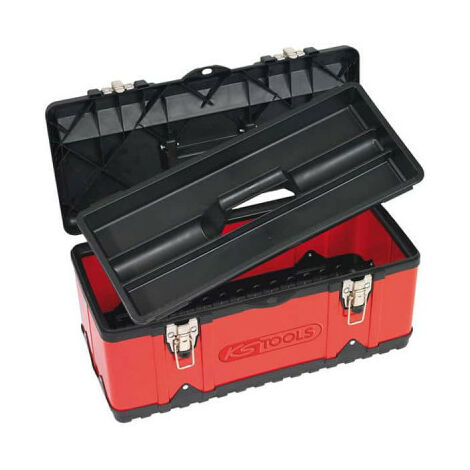 Toolbox KS TOOLS - Bi-material - 470x 238x 203 - 850.0350