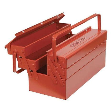Toolbox KS TOOLS - Metal - 530x 200x 200x 210 - 999.0125