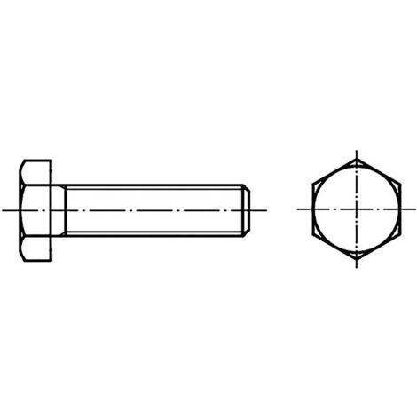 Sechskantschrauben M10 X 170 mit Schaft 10 St/ück Maschinenschraube Falk-Schrauben Teilgewinde DIN 931 Edelstahl A2 V2A