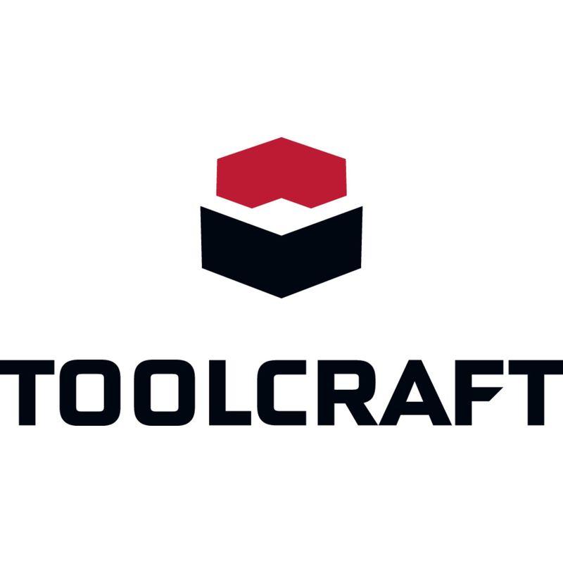 TOOLCRAFT 0.5 /à 6 mm/² adapt/é pour marque TOOLCRAFT PLE-0C Matrices /à sertir pour connecteur plat Ouverture de serrage
