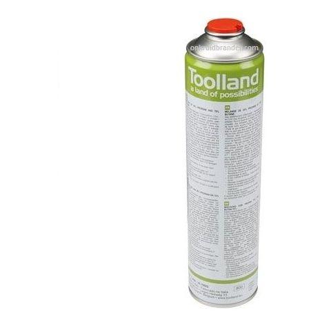 Toolland VL100G cartouche de gaz universelle pour désherbeur thermique