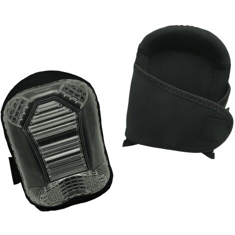 Toolpack Knee Pads Pro Skarn with PVC Cap Black