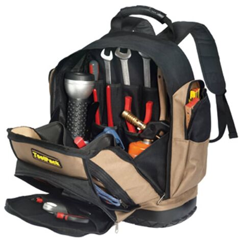 Toolpack Tool Backpack Adaptable 360.089