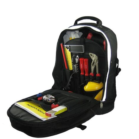 Toolpack Tool Backpack Industrial XXL 360.180