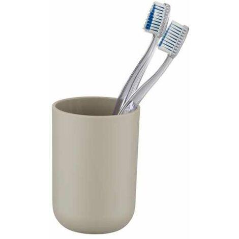 Toothbrush tumbler Brasil Taupe WENKO