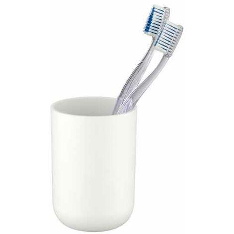Toothbrush tumbler Brasil White WENKO