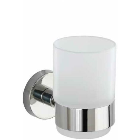 Toothbrush tumbler holder Uno Bosio Shine WENKO