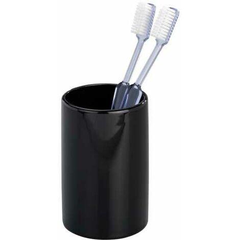 Toothbrush tumbler Polaris Black WENKO