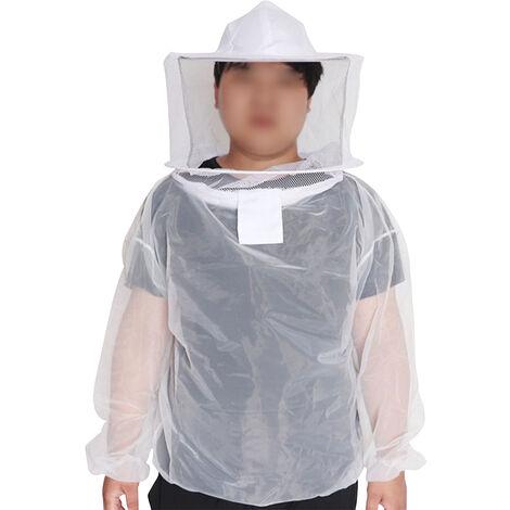 Top anti abeja, acoplamiento de la gasa