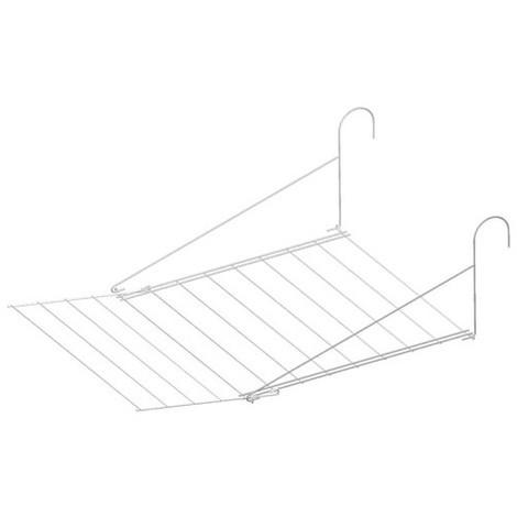 TOP CASA - Séchoir pour balcon - 10 m