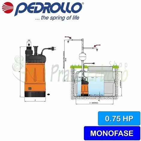TOP MULTI-TECH 3 - Bomba eléctrica de múltiples impulsor de control de prensa