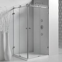Topaz mampara de ducha entrada esquina 100x70