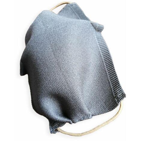 TOPCAR - Masque 'grand public' tissu à Usage Non Sanitaire - Catégorie 1 (Masque UNS1) - TOPMUNS1