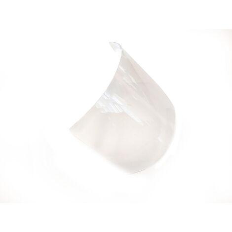 TOPCAR - Visière de protection du visage - Visière de rechange - Ecran PET - PET G incolore et antibuée - Taille unique - TOPRVCMV1