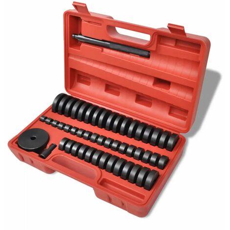 Topdeal Ensemble de palier de coussinet Disques 18 ¨C 65 mm 51 pcs