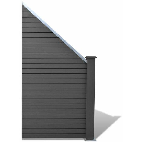 Topdeal Fence Panel WPC 105x VDTD26572