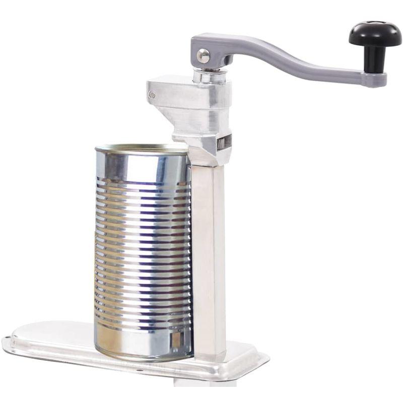 VDTD30776_FR Ouvre-boîte de conserve Argenté 70 cm Aluminium et inox - Topdeal