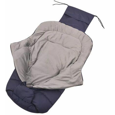 Topdeal Toddler Safety Bed Rail 150 x 42 cm Blue VDTD00028