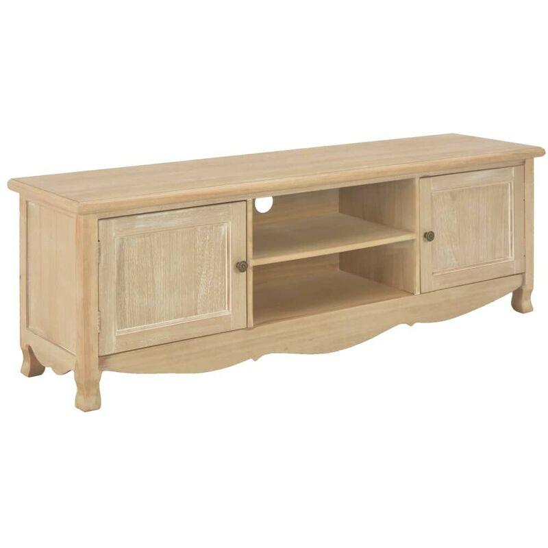 TV-Schrank 120 x 30 x 40 cm Holz 14686 - Topdeal