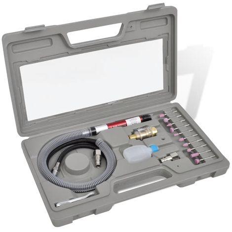 Topdeal VDTD03656_FR Ensemble d'outils pneumatiques de presse à air