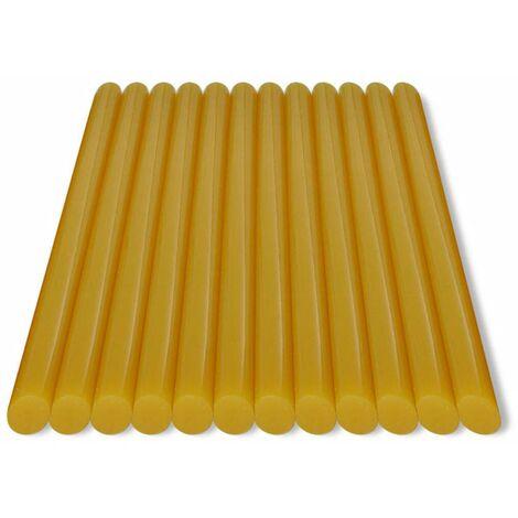 Topdeal VDTD07668_FR Lot de 12 bâtons de colle pour débosselage de carrosserie