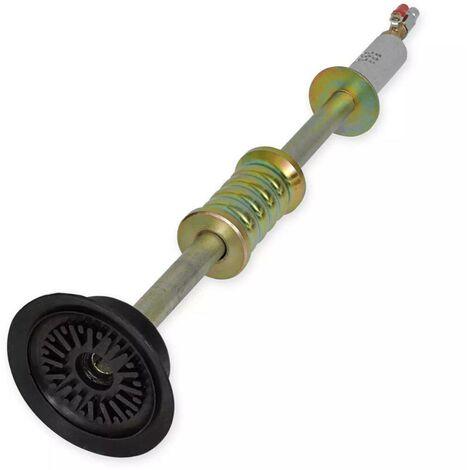 Topdeal VDTD07738_FR Débosseleur pneumatique carrosserie auto avec marteau coulissant