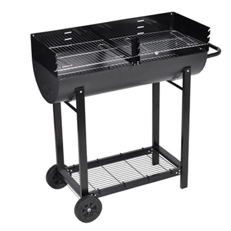 Topdeal VDTD26170_FR Barbecue à charbon Texas