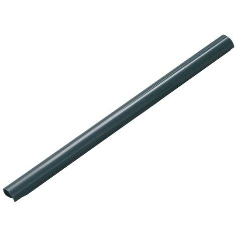 Topdeal VDTD29610_FR Attaches de bande de clôture 100 pcs PVC Vert