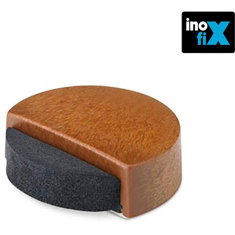 Tope adhesivo silencioso madera blister inofix