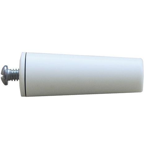 Tope para persiana blanco 40mm largo