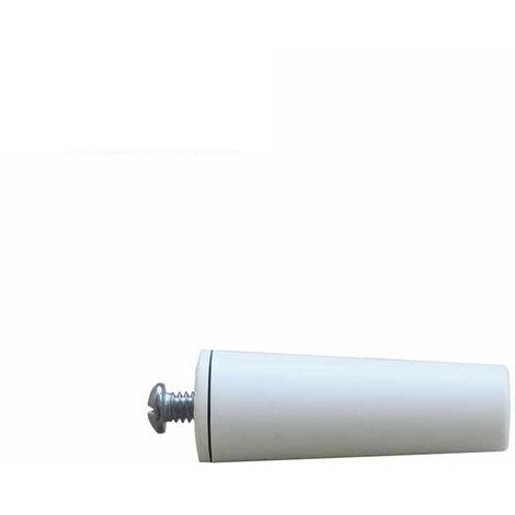 Tope Para Persiana Blanco 60Mm Largo - NEOFERR